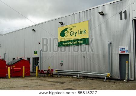City Link Basingstoke Depot