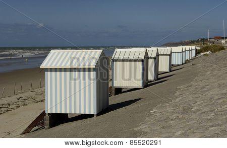 Hardelot Plage In Nord Pas De Calais