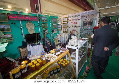 Agrarian week in Iraq