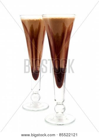 Cocktails Collection - Chocolate Milkshakes