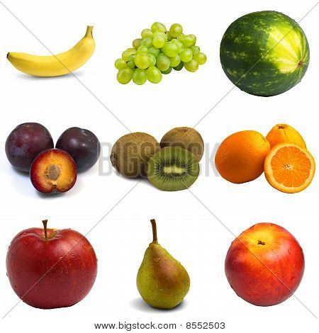 Fruit Sampler