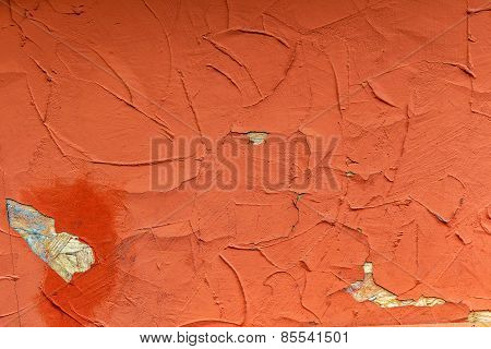 Vintage Or Grungy Background Of Natural Cement Or Stone Old Texture As A Retro Pattern Wall. It Is A