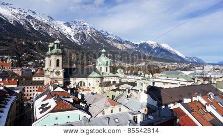 Viewpoints In Innsbruck