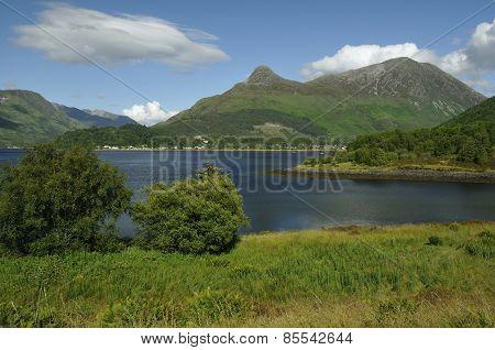 Loch Leven & Pap Of Glencoe