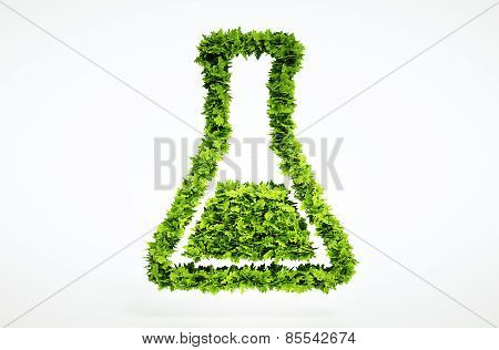 3D Bio Science Sign.