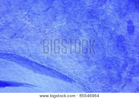 Cobalt Blue Hue Watercolor Background 9