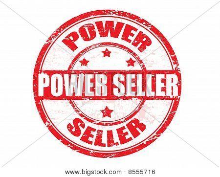 Power Seller Stamp