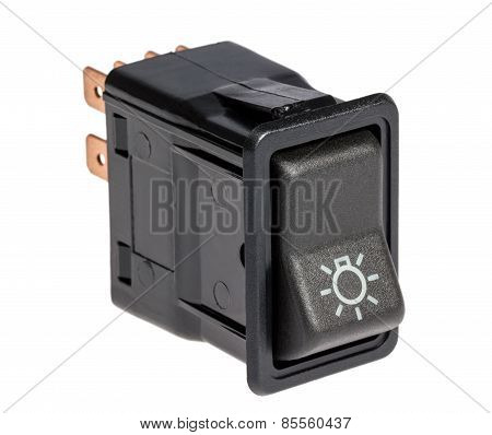 Car Light Control Switch