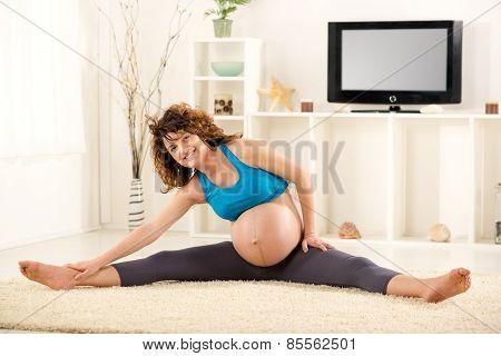 Healthy Pregnancy.