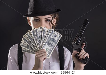 Gangster Woman