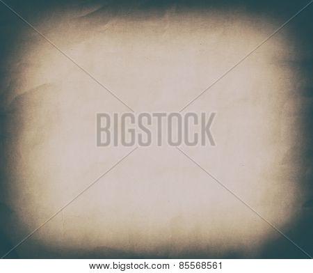 Gold Sepia Grunge Vintage Old Paper Background