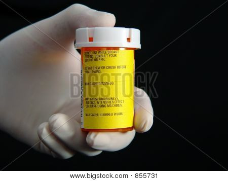 Prescription Warning