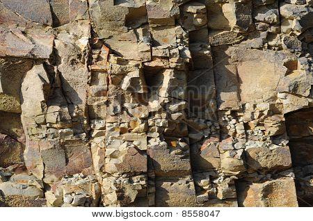 Rocky Sandstone Texture