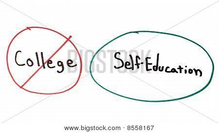Self-education