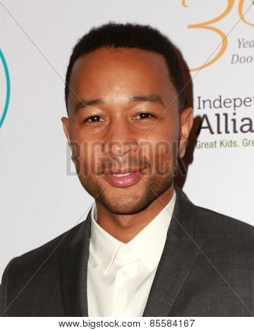 LOS ANGELES - MAR 17:  John Legend at the 2015 Impact Awards Dinner at the Beverly Wilshire Hotel on March 17, 2015 in Beverly Hills, CA