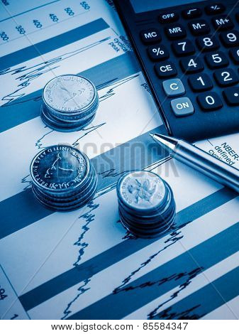 Stock Market Finance Account Report