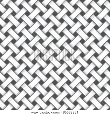 Geometrical Pattern With  Gradient Lattice On Dark Gray