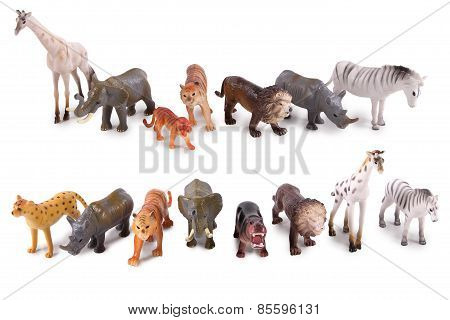 Animal Model Toys