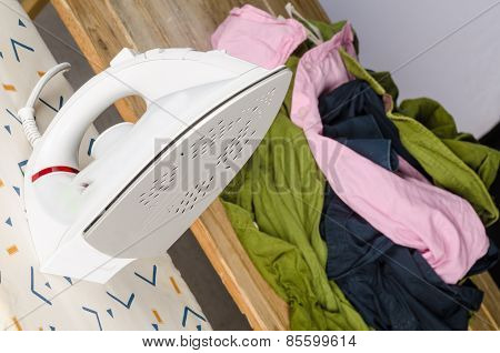 A Lot To Iron