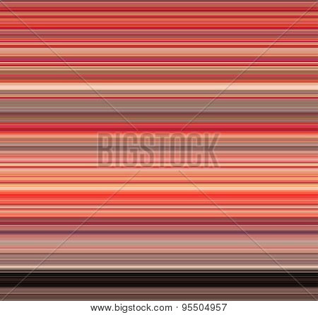 Tube Striped Background In Many Shades Of Pink