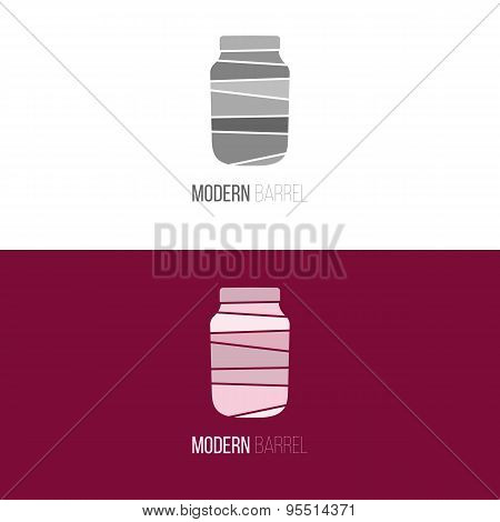Logo inspiration for shops, companies, advertising or other business. Vector Illustration, graphic e