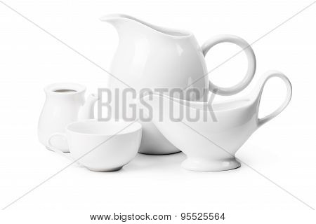 Set Of Ceramic Ware
