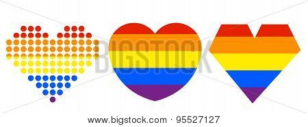 Heart Lgbt