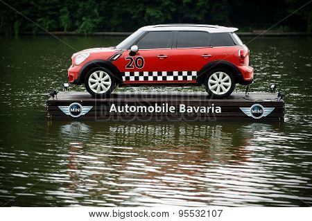 Mini Cooper Advertising Campaign