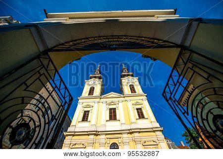 Orthodox church in Timisoara