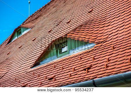 Beautyful roof lights