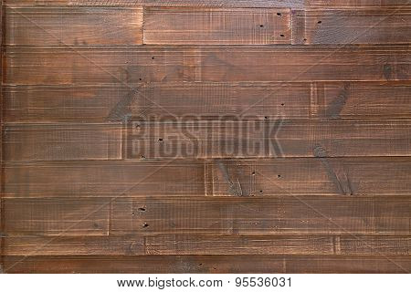 Background And Red Wood Texture