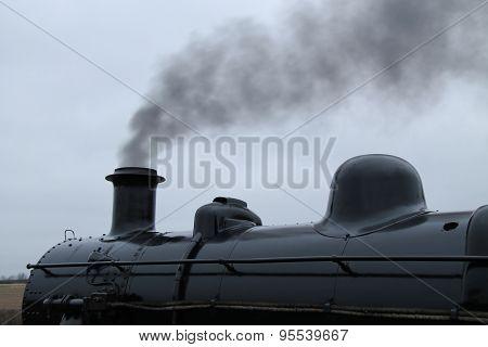 Steam Engine Train.