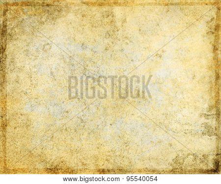 Grunge Parchment Paper