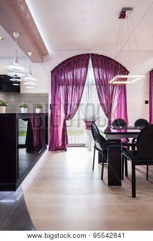 Designed Interior In Luxury Residence