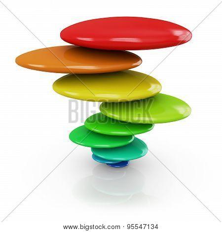 Colored Stones Zen