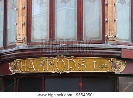 Harrods Ltd