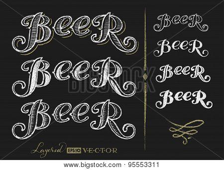 Word Beer
