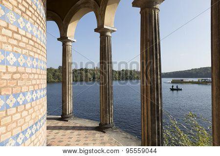 Three Sakrower Columns