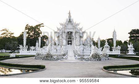 Wat Rong Khun , Chiang Rai, Thailand