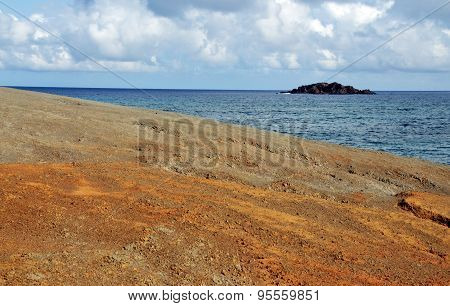 Looking At An Islet