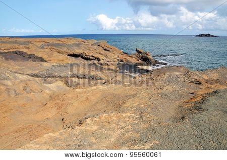 Islet At Sea
