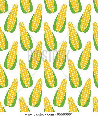 Corn. Pattern