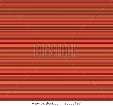 Striped Tube Pattern Collection In Multiple Red