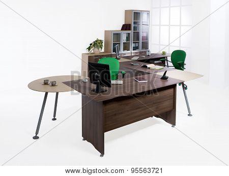 Set Of Office Furniture