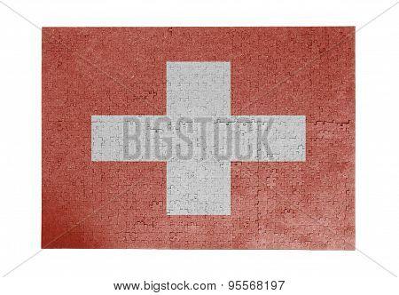 Large Jigsaw Puzzle Of 1000 Pieces - Switzerland