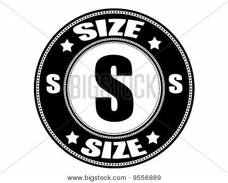 Size S Label