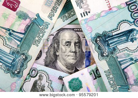 Dollars And Rubles