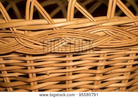 Basket Closeup