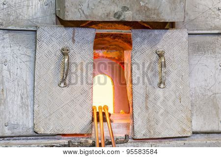 Glassblower's Oven