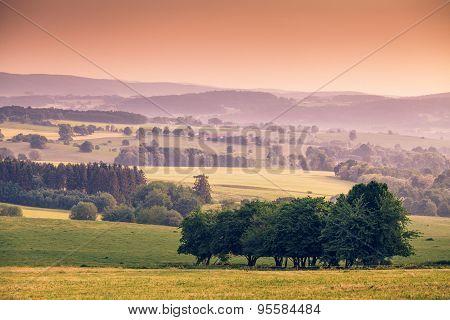 Bohemian Landscape
